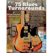 75 Blues Turnarounds by Toby Wine