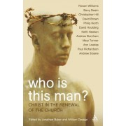 Who is This Man? by Jonathan Baker