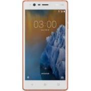 Telefon Mobil Nokia 3 16GB Dual Sim 4G Copper White