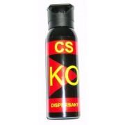 Spray paralizant - lacrimogen KO CS FOG 300