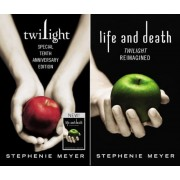 Twilight Tenth Anniversary/Life and Death Dual Edition, Hardcover
