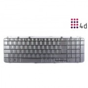 4d - Replacement Laptop Keyboard for HP-DV7-2000-Silver