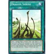 Yu-Gi-Oh! - Dragon Shrine (SDBE-EN019) - Structure Deck: Saga of Blue-Eyes White Dragon - Unlimited Edition - Super Rare by Yu-Gi-Oh!