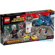 LEGO SUPER HEROES Szuperhős repülőtéri összecsapás 76051