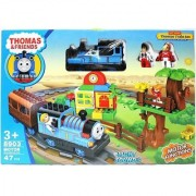 Blue Lotus Thomas Train Set Building Blocks With home