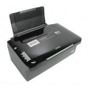 Imprimanta multifunctionala color cu jet Epson Stylus SX100 C411A fara cartuse, fara tava intrare, cap printare infundat