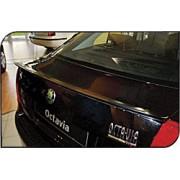 Aileron sans feu SKODA Octavia II 2004-> Lip - ICC TUNING specialiste becquet automobile