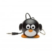 Boxa portabila KitSound Mini Buddy Penguin 2W black