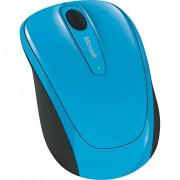 Mouse Microsoft Mobile 3500 fara fir, albastru
