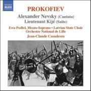 S Prokofiev - Alexander Nevsky (0747313272525) (1 CD)
