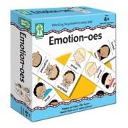 Emotion-oes Board Game by Carson-Dellosa