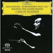 L Van Beethoven - Symphonies No.5&7- Sacd (0028947163022) (1 SACD)