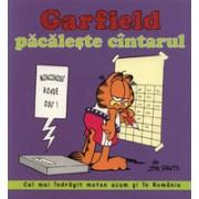 Garfield pacaleste cintarul