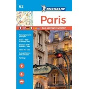 Michelin Paris by Arrondissements Pocket Atlas by Michelin