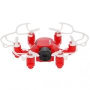 Mini Drona 126 Spider Hexacopter Cu Camera HD 2.0Mp Rosu STAR