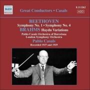 Pablo Casal - Great Conductors: Sym. No.1 (0747313326228) (1 CD)