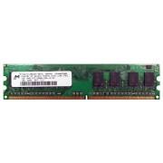 Micron MT8HTF12864AY-667E1 - Mémoire - 1 Go - DDR2 - PC2-5300U - 667 MHz - DIMM 240 Broches - CL5