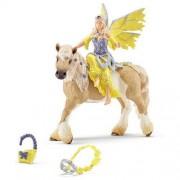 Schleich Elf Sera w odświętnym stroju na koniu - BEZPŁATNY ODBIÓR: WROCŁAW!