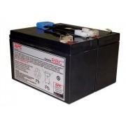 Apc Replacement battery Cartridge #142 APCRBC142