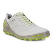 Pantofi golf barbati ECCO Cage Pro (albi/gri)