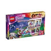 LEGO Friends - Pop Star: casa de Livi (41135)