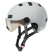 UVEX city v Helmet asphalt mat 55-58 cm Trekking & City Helme
