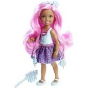 Papusa Barbie Long Hair Chelsea Doll