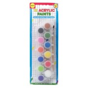 Alex Toys Mini Acrylic Paints (3 Years And Above)
