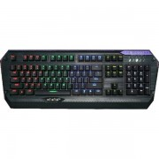 Tastatura Gaming Lobera Supreme G5NFL Full Color Illumination Mechanical (Negru)