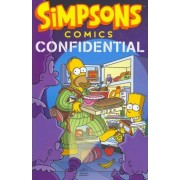 Simpsons Comics: Confidential by Matt Groening