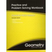 High School Math Common-Core Geometry Practice/Problem Solving Workbook Grade 9/10