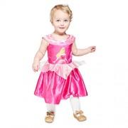Amscan - dcprsbg012 - Costume - Sleeping Beauty - 12 - 18 mesi