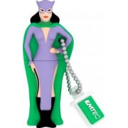 USB Flash Drive Emtec Super Heroes Catwoman USB 2.0 8GB Mix