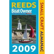 Reeds PBO Small Craft Almanac 2009 2009 by Andy Du Port