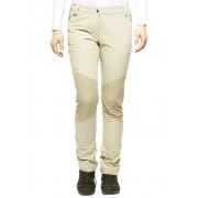 Salewa Terminal 2.0 - Pantalon Femme - DST beige 40 Pantalons softshell