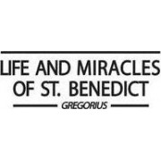 Life and Miracles of St. Benedict: Book Two of the Dialogues by Pope Gregory