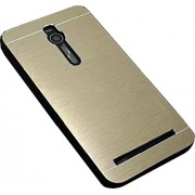 Motomo Back Cover For Asus Zenfone Selfie ZD551KL - Gold