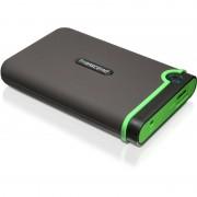 """HDD EXTERNAL 2.5"""", 1000GB, Transcend StoreJet 25M3, USB3.0 (TS1TSJ25M3)"""