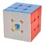 ZHICHEN 369A 3x3x3 ABS Magic Cube Twist Puzzle - Multicolored