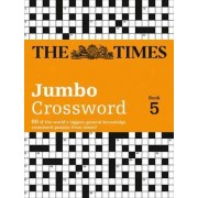Times 2 Jumbo Crossword Book 5 by The Times Mind Games
