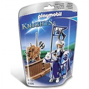 PLAYMOBIL Lion Tournament Knight Play Set
