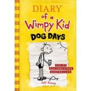 Dog Days (Diary of a Wimpy Kid #4) by Jeff Kinney