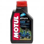 Motul ATV-UTV EXPERT 10W40 4T 1L MOTUL ATV-UTV EXPERT 10W40 1L