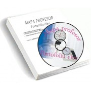 Mapa educatie tehnologica set carte + CD Tehno 1