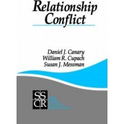 Relationship Conflict by Daniel J. Canary