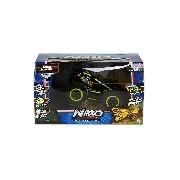 Nikko Nano SlammR távirányítós RC autó - fekete