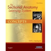 The Sectional Anatomy Learning System by Edith Applegate