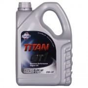 Fuchs Titan GT 1 0W-20 4 Litres Jerrycans