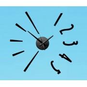 plak clock number 5
