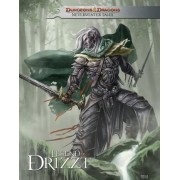 Dungeons & Dragons: The Legend of Drizzt - Neverwinter Tales by Agustin Padilla
